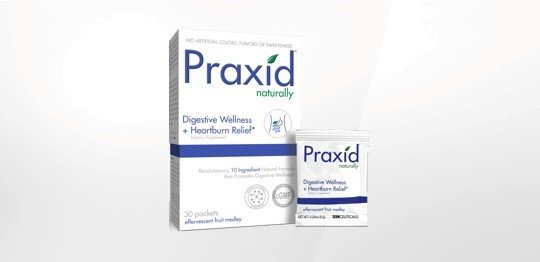 Start feeling better with Praxid today!